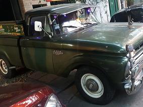 Camioneta Ford Coleccion Modelo 1967