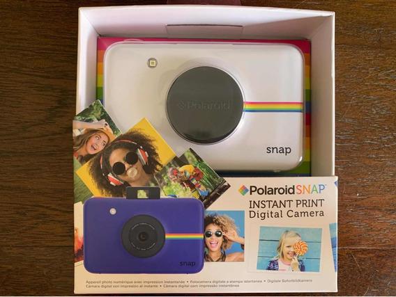 Câmera Polaroid Snap Instant Print
