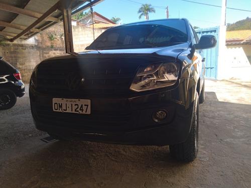 Volkswagen Amarok 2012 2.0 Se Cab. Dupla 4x4 4p