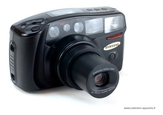 Camara Samsung Af Zoom 1050 Macro.