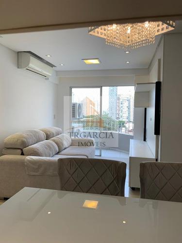 Imagem 1 de 15 de Apartamento Em Tatuapé  -  São Paulo - 2249