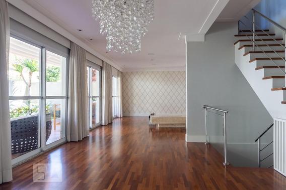 Casa Em Condomínio Com 4 Dormitórios E 2 Garagens - Id: 892975079 - 275079