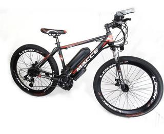Bicicleta Bici Electrica Sport Montaña Rodada 26+casco Moto