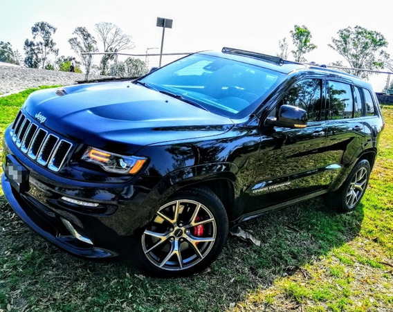 Jeep Grand Cherokee 6.4 Srt-8 At 2016