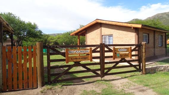 Valle La Vaguada Cabañas Hasta 4 Y 2 Personas