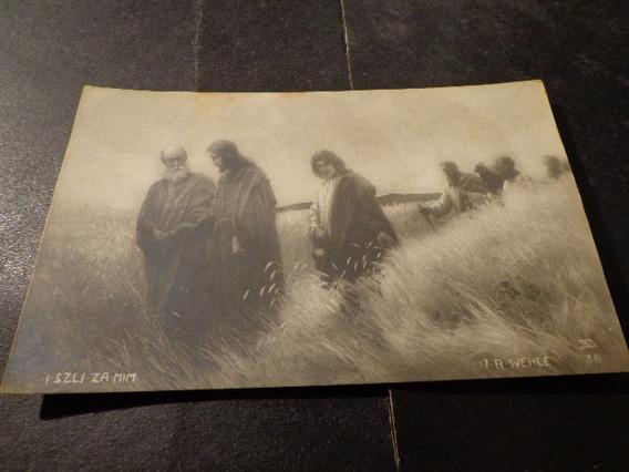 Rusia-1909-- Arte- Jesucristo ....