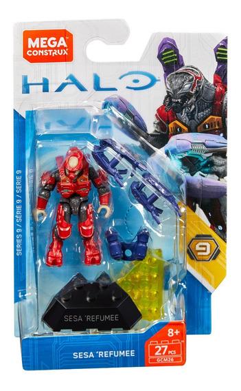 Megaconstrux Halo Sesa Refumee Serie 9 Heroes Nuevo Sellado