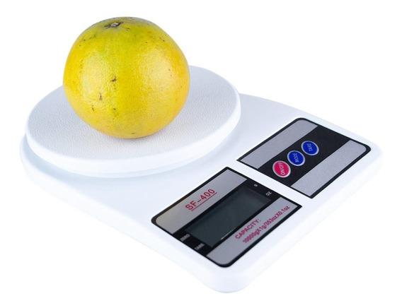 Bascula Digital Gramera Cocina 1 Gramo 10kg Lcd Oz Precision