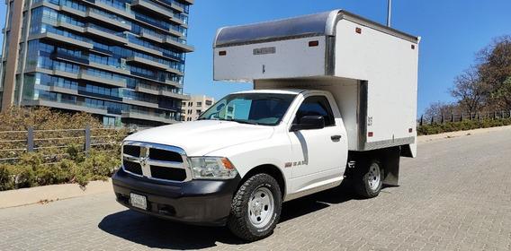 Dodge Ram 2500 2014 V8 4x4 Caja Seca 61,000 Km Impecable