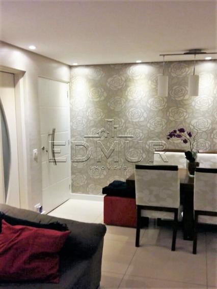 Apartamento - Vila Homero Thon - Ref: 24988 - V-24988