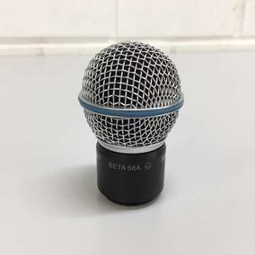 Cápsula De Substituição Para Microfone Sem Fio Arcano