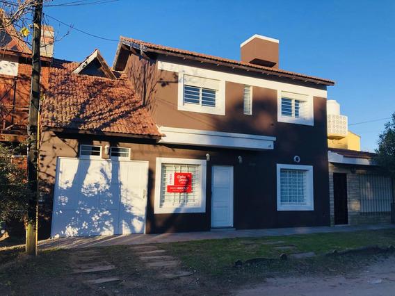 Casa En Venta En San Bernardo - Tres Dormitorios Patio Y Parilla Cochera Gas Natural