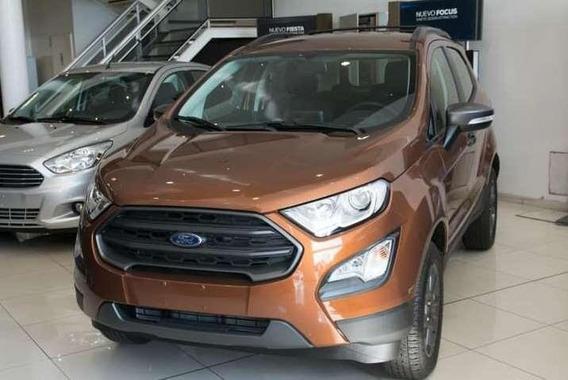 Ford Ecosport Freestyle 1.5 0km Tengo Stock As1
