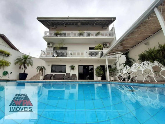 Casa À Venda, 397 M² Por R$ 1.300.000,00 - Jardim Bela Vista - Americana/sp - Ca3416