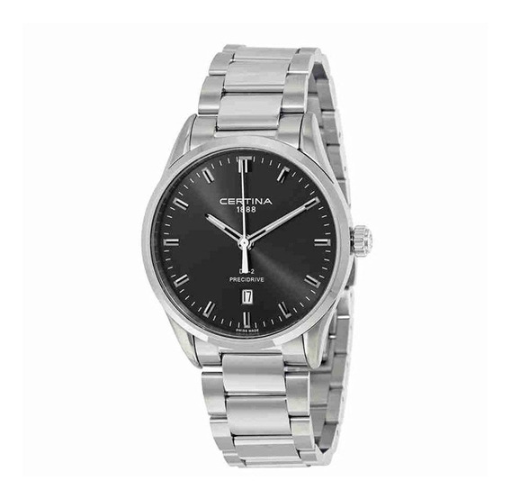 Certina Ds 2 Precidrive Grey Dial Mens Watch C024 410 11