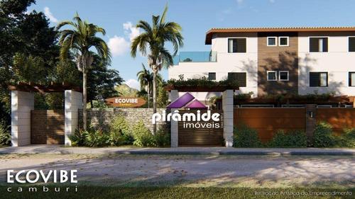 Casa À Venda, 68 M² Por R$ 280.000,00 - S Piavu - São Sebastião/sp - Ca6124