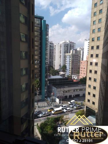 Ampla Sala Comercial No Corporate Plaza, Para Locação Por  R$4.000,00. - 1095