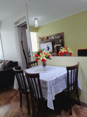 Apartamento Com 2 Dormitórios À Venda, 56 M² Por R$ 320.000 - Vila Mussoline - São Bernardo Do Campo/sp - Ap2692