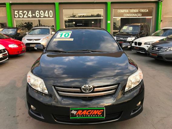 Toyota Corolla 1.8 Xei Automático 2010