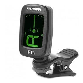 Afinador Fishman Ft-2 Chromatic Tuner Digital