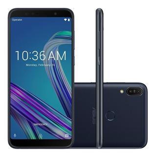 Smartphone Asus Zenfone Max Pro M1 64gb 4gb 16mp 6