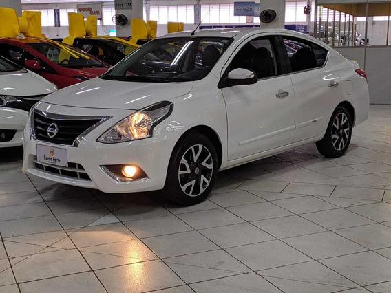 Nissan Versa 2017 1.6 16v Sl Unique Aut.