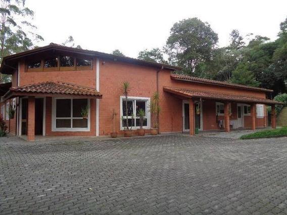 Chácara Residencial Para Venda E Locação, Jardim Dos Ipês, Embu Das Artes. - Ch0023