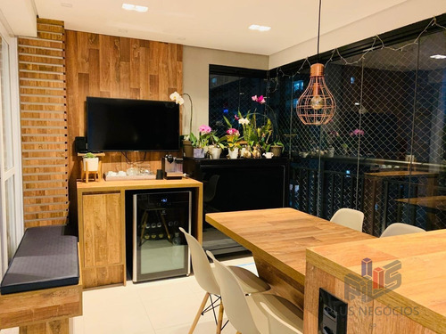 Apartamento À Venda Em Jardim - Ap008129