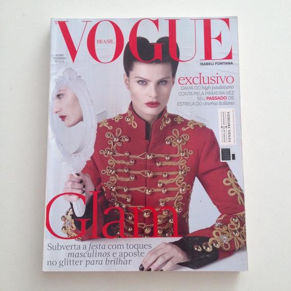 Revista Vogue Brasil 460 Dez2016 Glam Isabeli Fontana C2