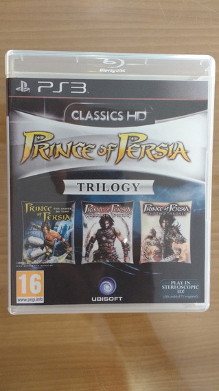 Prince Of Persia 3d Trilogy