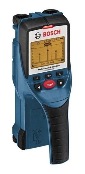 Detector De Materiais Wallscanner D-tect 150 Bosch