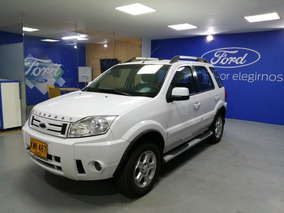 Ford Ecosport At 4x2 2011