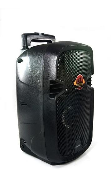 Caixa De Som Amplificada Ecopower Ep-s300bt Usb Sb Bluetooth
