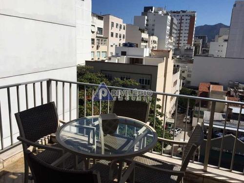 Apartamento À Venda, 3 Quartos, 1 Suíte, 1 Vaga, Ipanema - Rio De Janeiro/rj - 6643