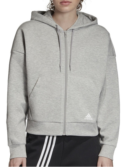 Campera adidas Training W Must Haves Mujer Gr/bl