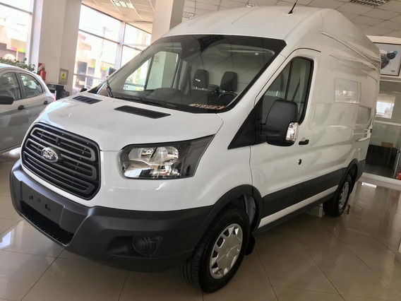 Ford Transit Furgon 350m Medio 0km 2020 As3
