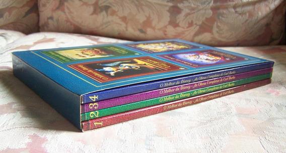 Box O Melhor Da Disney - Quatro Volumes