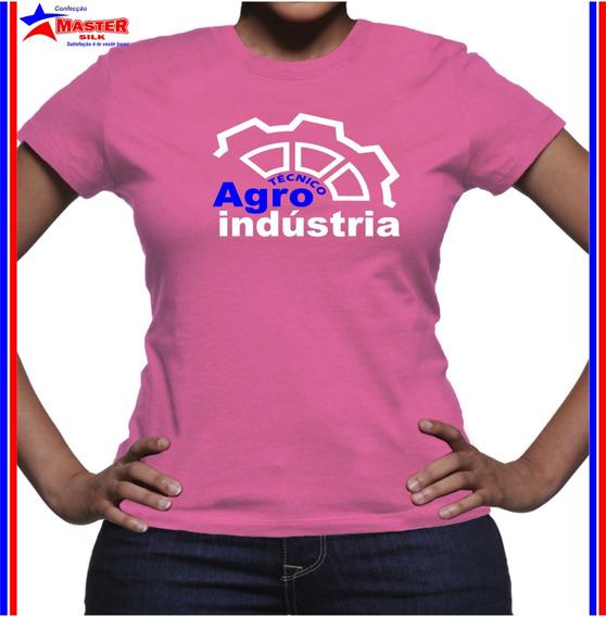 Camisa Camiseta Personalizada Tecnico Agroindustria Barata