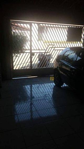 Casa Com 2 Dormitórios À Venda, 125 M² Por R$ 270.000 - Jardim Brasil - Americana/sp - Ca0186