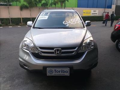 Honda Crv 2.0 Exl 4x2 16v Gasolina 4p Aut