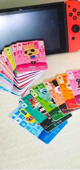Animal Crossing, Zelda Bow Cards A Escolha ( Alta Qualidade)