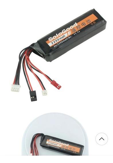 Bateria Lipo Sologood 3s 2600/mah Bateria