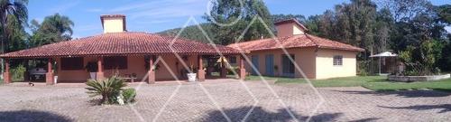 Sítio De 8,9 Alq  Em Guarei Sp, Alfato Na Porta, A 9 Km Da Rod Castelo Branco  - Mi1210