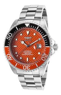 Reloj Invicta 18262 Pro Diver Automatico 200m Agente Oficial