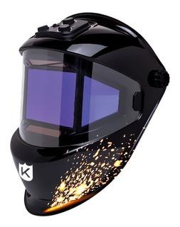 Máscara Fotosensible Panorámica 180° Kushiro Color Real