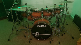 Tama - Starclassic Maple Limited - Baixei 12 X Sem Juros