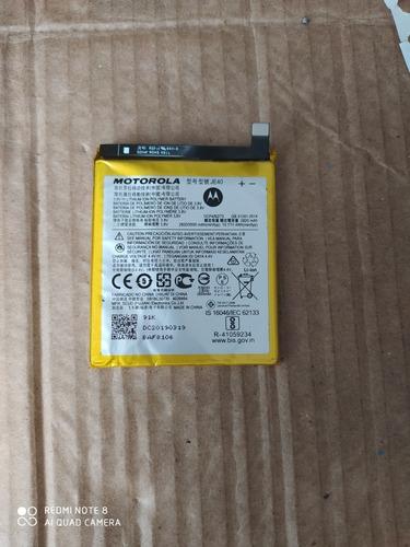 Bateria Moto G7 Play