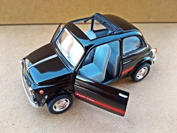Miniatura Fiat 500 - Escala 1/32