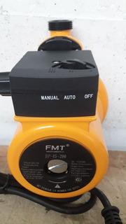 Bomba Presurizadora Fmt 4 Baños 320w 67 Litro Minuto 3.9m3
