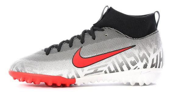 Botines Nike Mercurial Superfly Vi Academy Neymar Tf Niño